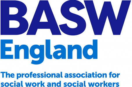BASW England colour logo
