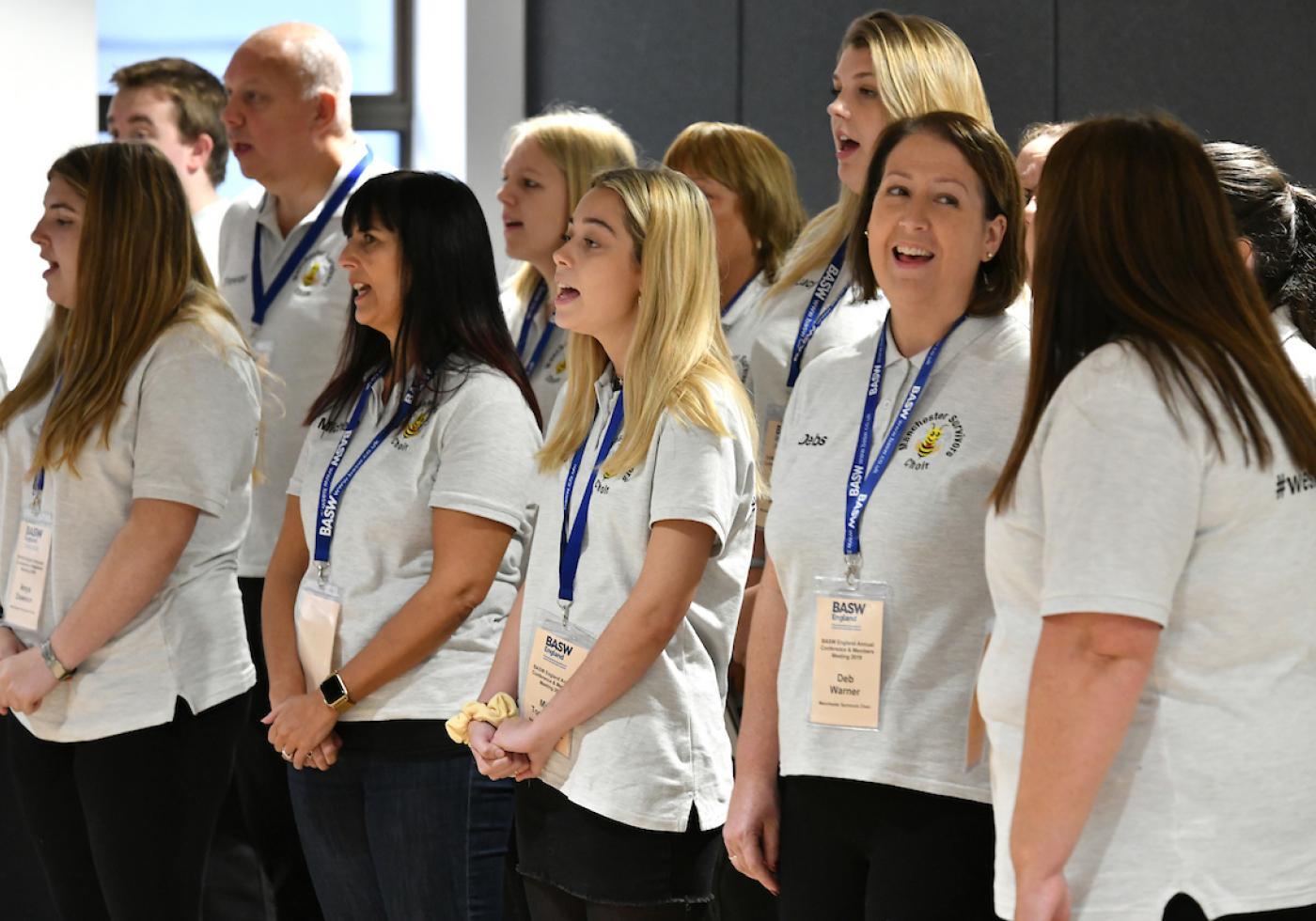 Manchester Survivors Choir