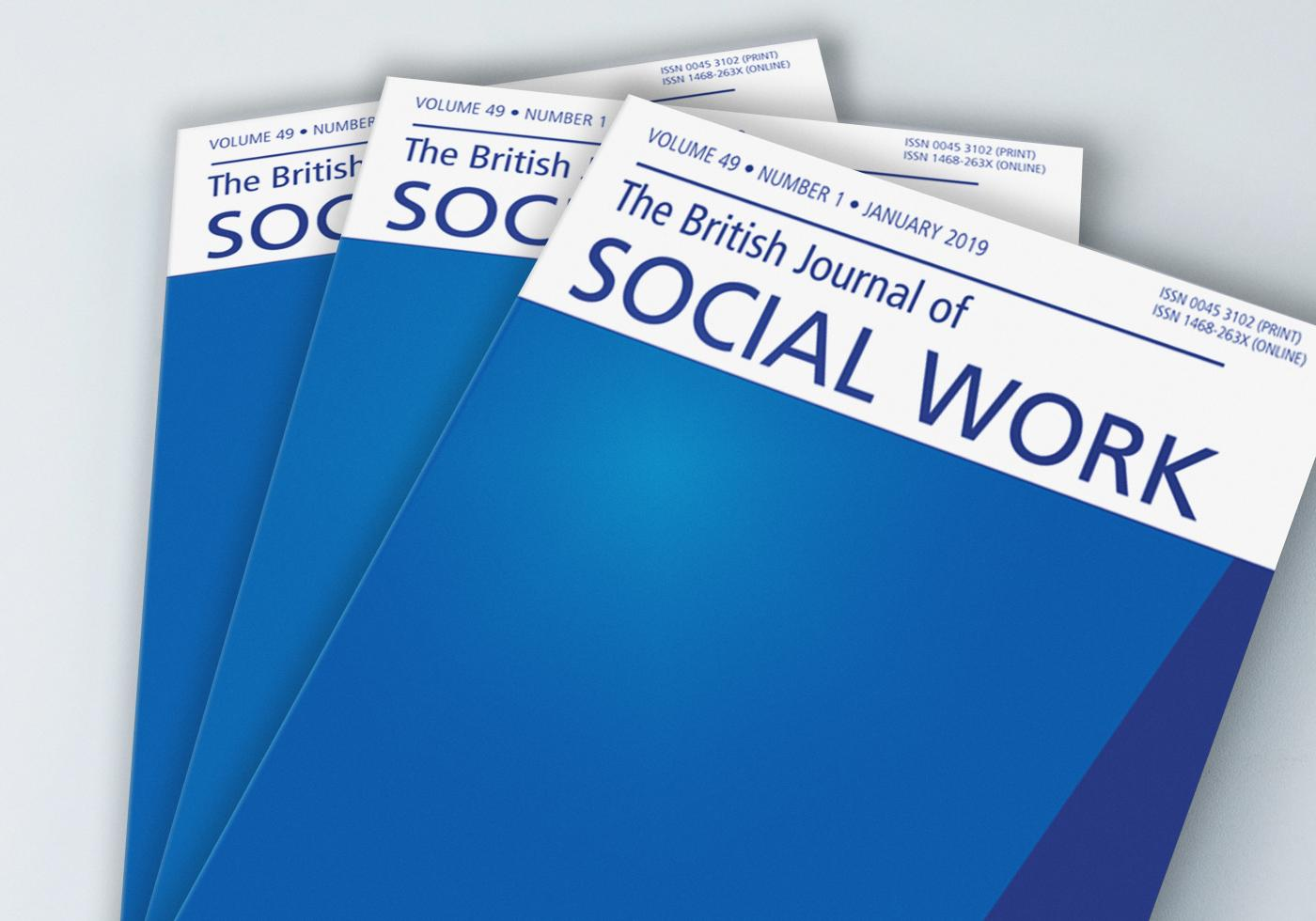 British Journal of Social Work 2019