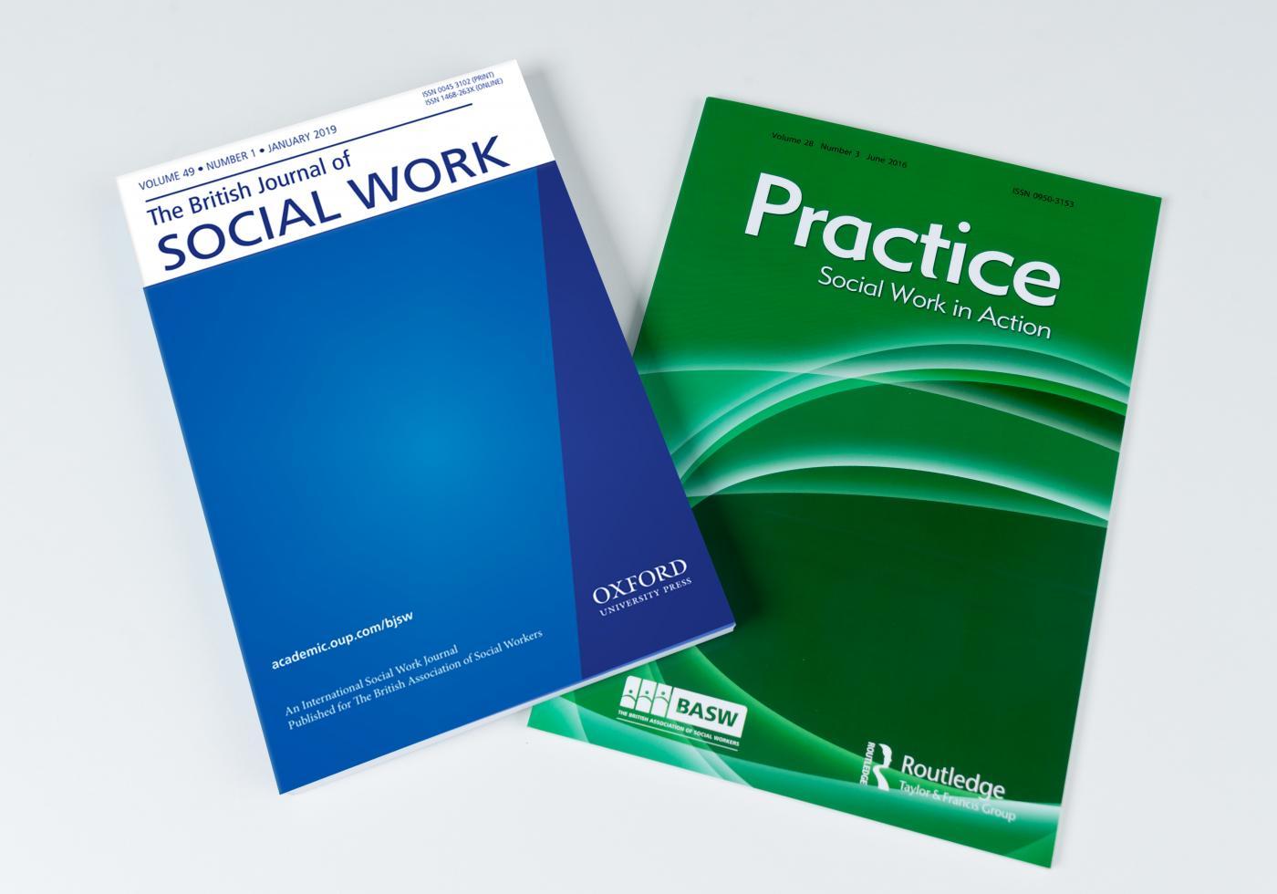 British Journal of Social Work & Practice - Social Work in Action 2019