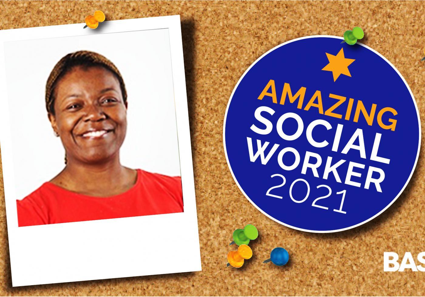 Jackie Yaskey Amazing Social Worker 2021