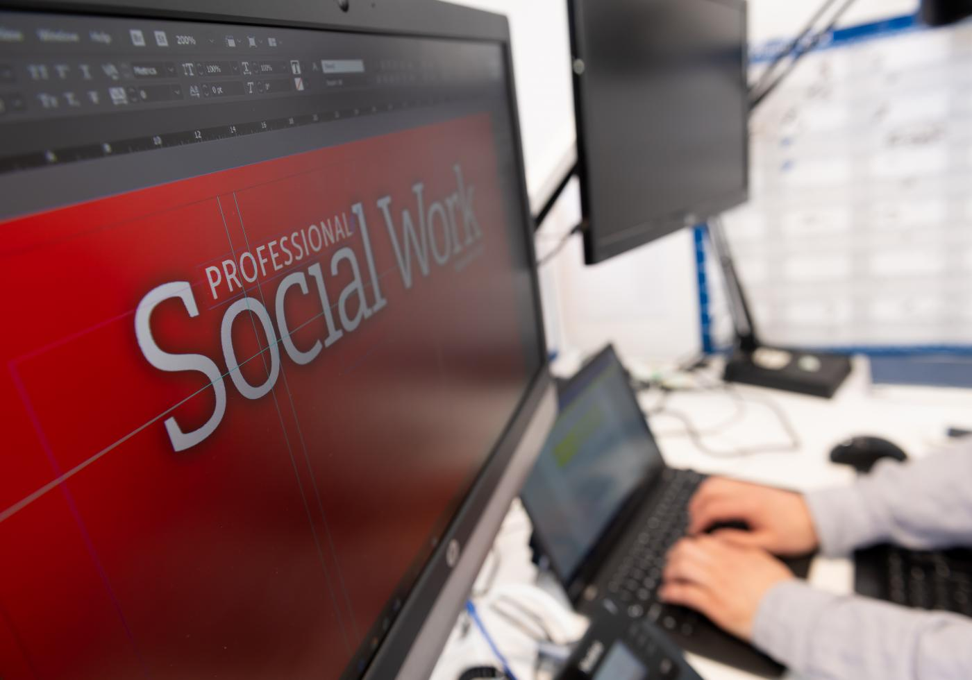 Professional Social Work Magazine being developed