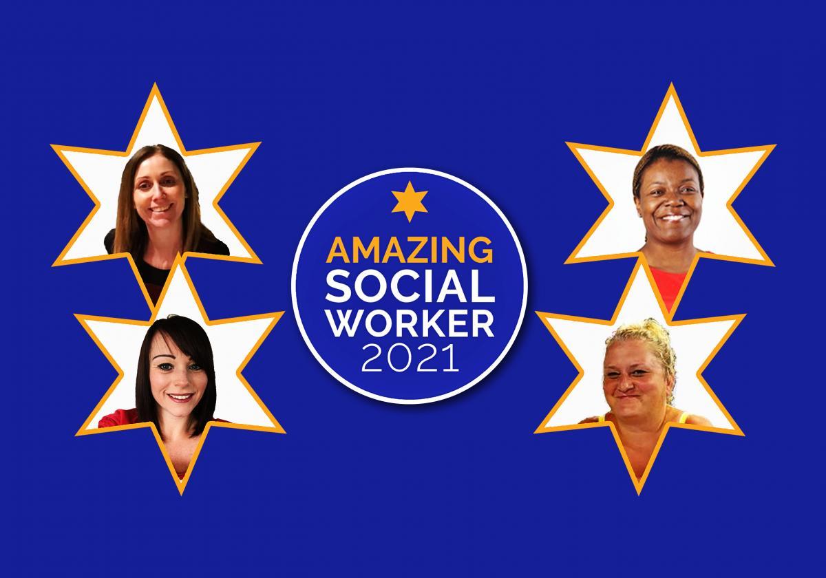 Amazing social worker 2021
