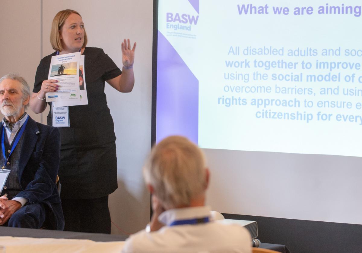 BASW England Conference 2018 presentation slides