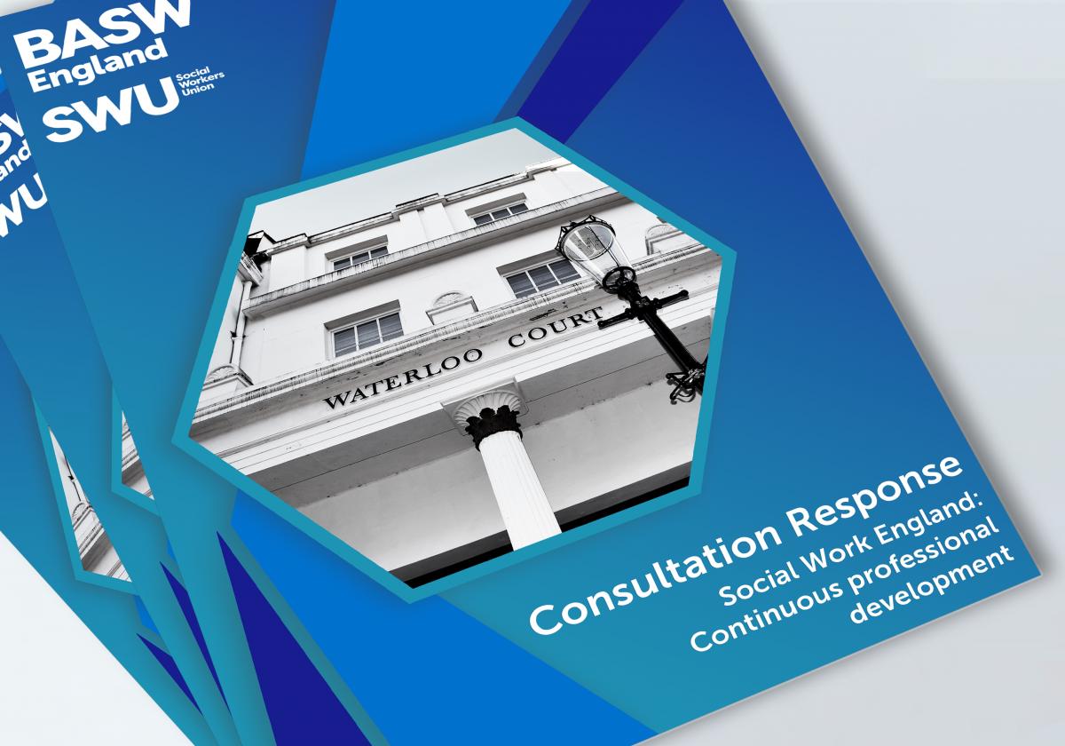 Social Work England consultation: Continued professional development