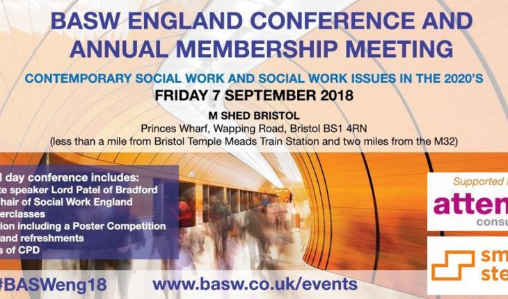 Attenti & BASW England Logos