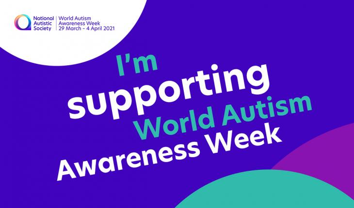 I'm supporting World Autism Awareness Week