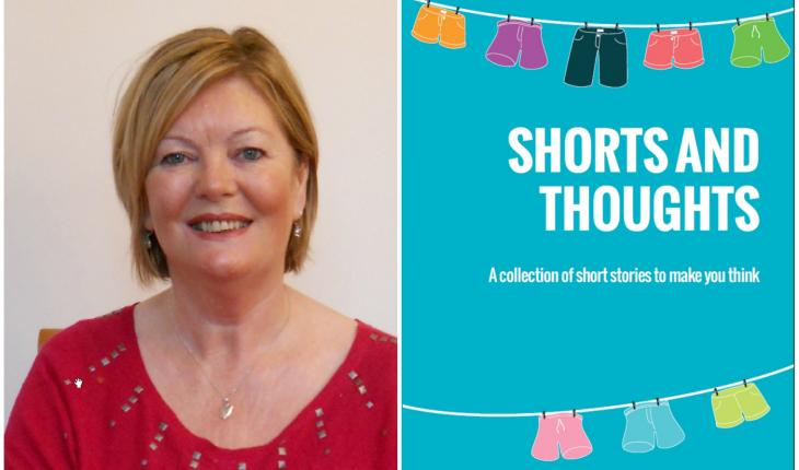 Maggie Fogarty's book Shorts and Thoughts