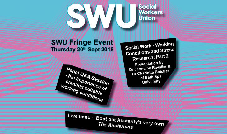 SWU Fringe Event