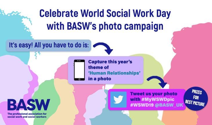 World Social Work Day 2019 Photo Competition on 'Human Relationships'