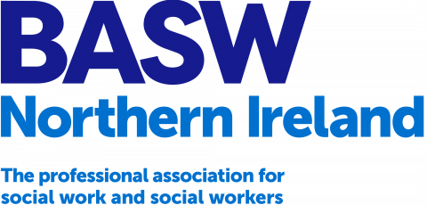 BASW Northern Ireland colour logo