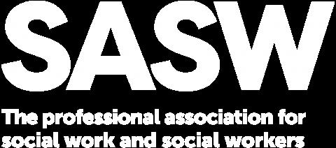 BASW Scotland white logo
