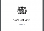 care act, easement, coronavirus act, service users