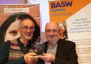 Nick Andrews Wales Social Work of the Year awards