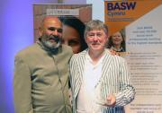 Zac McBreen, BASW Cymru Social Worker of the Year Awards 2019