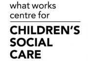 What works centre for children's social care logo