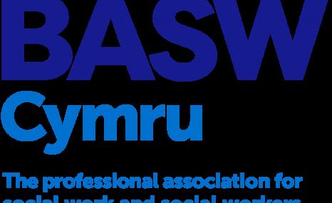 BASW Cymru colour logo