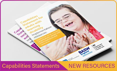 New resources: Autistic adults and people with learning disabilities capabilities statements
