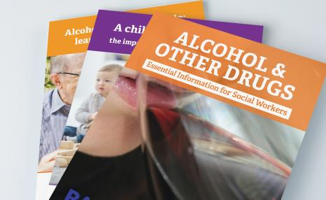 Alcohol and other drugs pocket guides