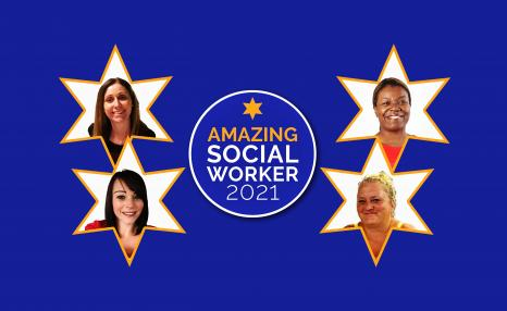 Amazing social worker 2021