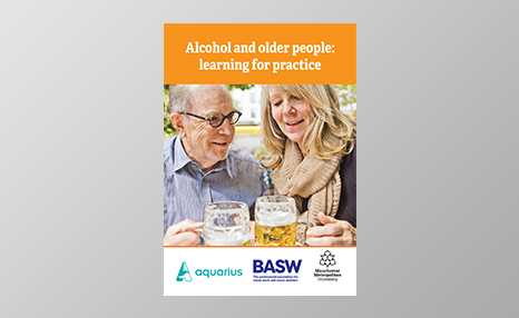 Alcohol and older people: Learning for practice