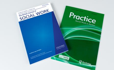 British Journal of Social Work & Practice - Social Work in Action 2019