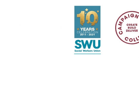 SWU logo, Campaign Collective logo