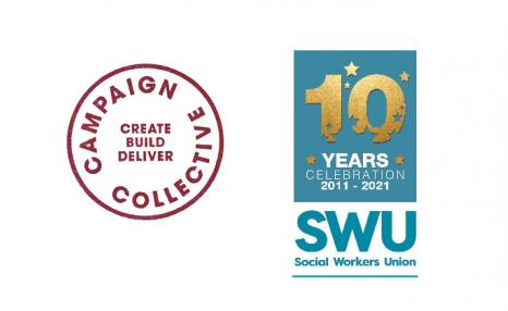 Campaign Collective logo, SWU logo