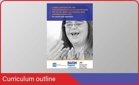 Learning disabilities curriculum outline
