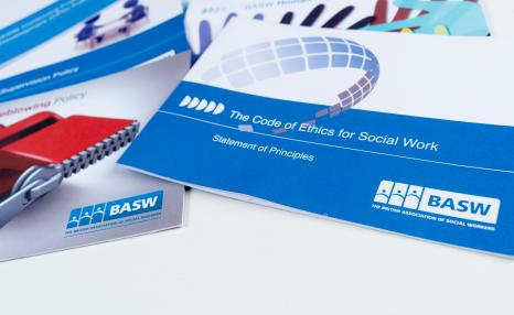 a description of the community of social work which is governed by a code of ethics The code of ethics for the social work profession  description of new value dilemmas and their impact on social work practice research studies on the influence of .