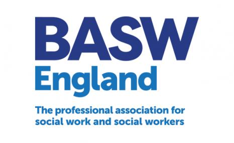 BASW England logo in colour