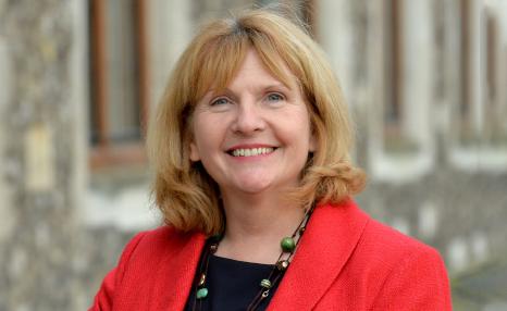 Maris Stratulis - National Director, BASW England