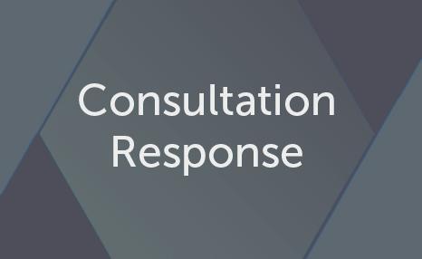 Consultation response