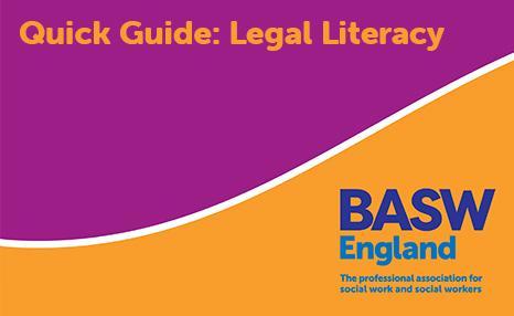 Qucik Guide: Legal LIteracy