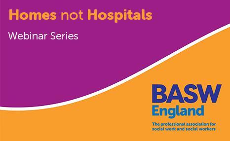 Homes not Hospitals Webinar Series