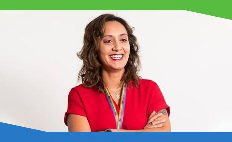 Narinder Sidhu - BASW Equality, Diversity and Inclusion Lead Officer