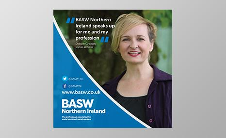 BASW Northern Ireland promotional poster