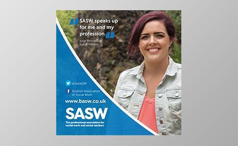 SASW promotional poster