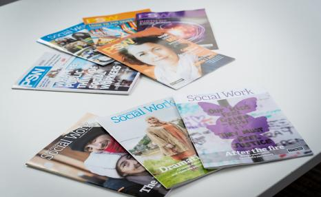 PSW Magazine cluster of issues